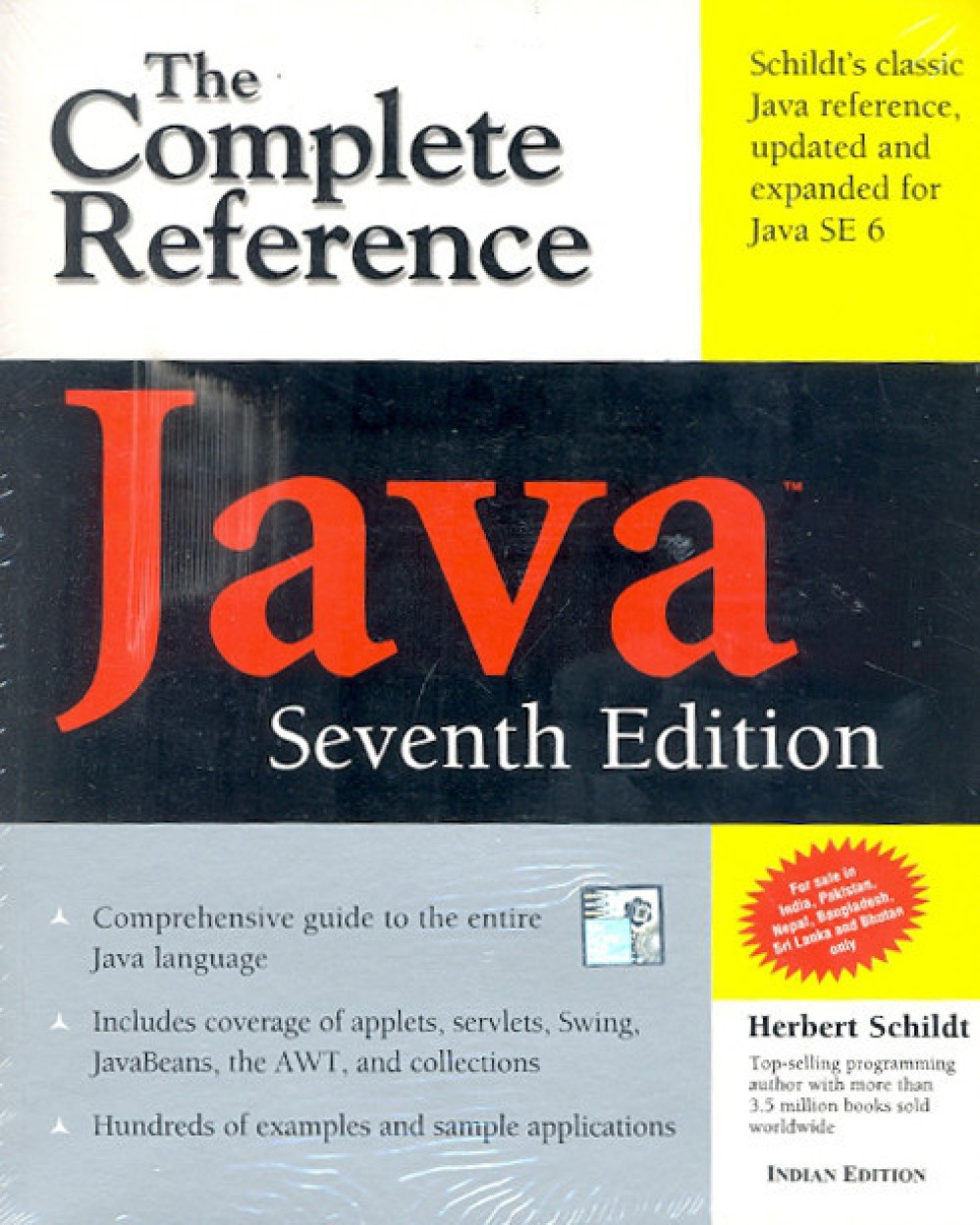 Java: The Complete Reference - Herbert Schildt