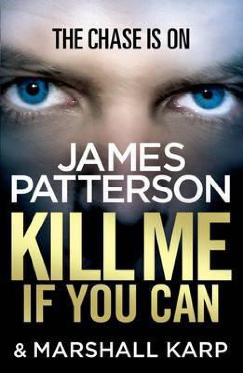 Kill Me If You Can Paperback
