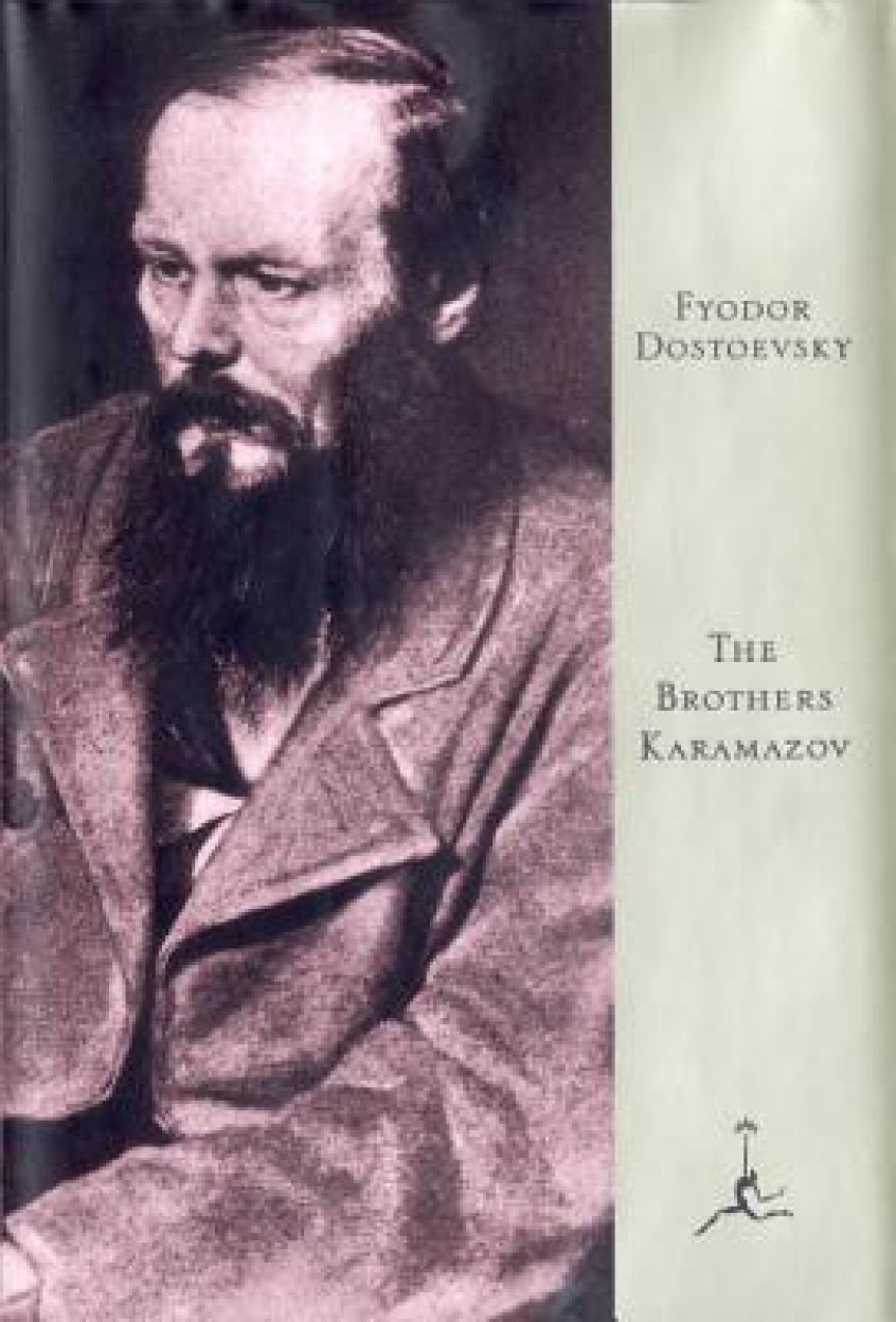 an analysis of fryodor dostoevskys the brothers karamazov The brothers karamazov by fyodor mikhailovich dostoevsky book i the history of a family chapter 1 fyodor pavlovitch karamazov.