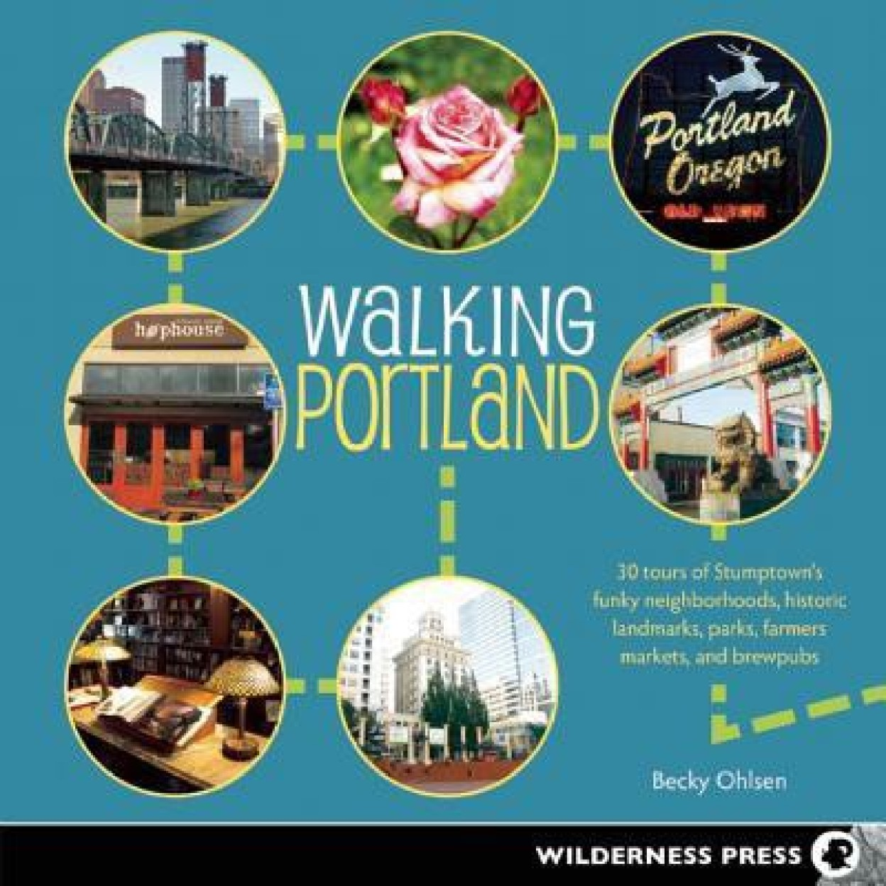 Walking Portland Paperback