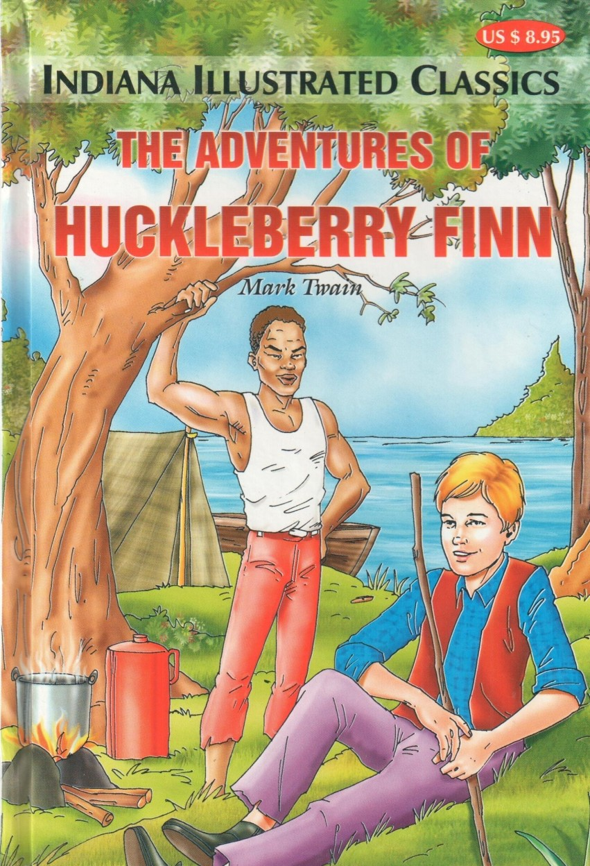 the journey of development of huckleberry finn Free essay: tracing the moral development of huck finn living in the 1800's wasn't an easy task there were many hardships that a person had to endure in.