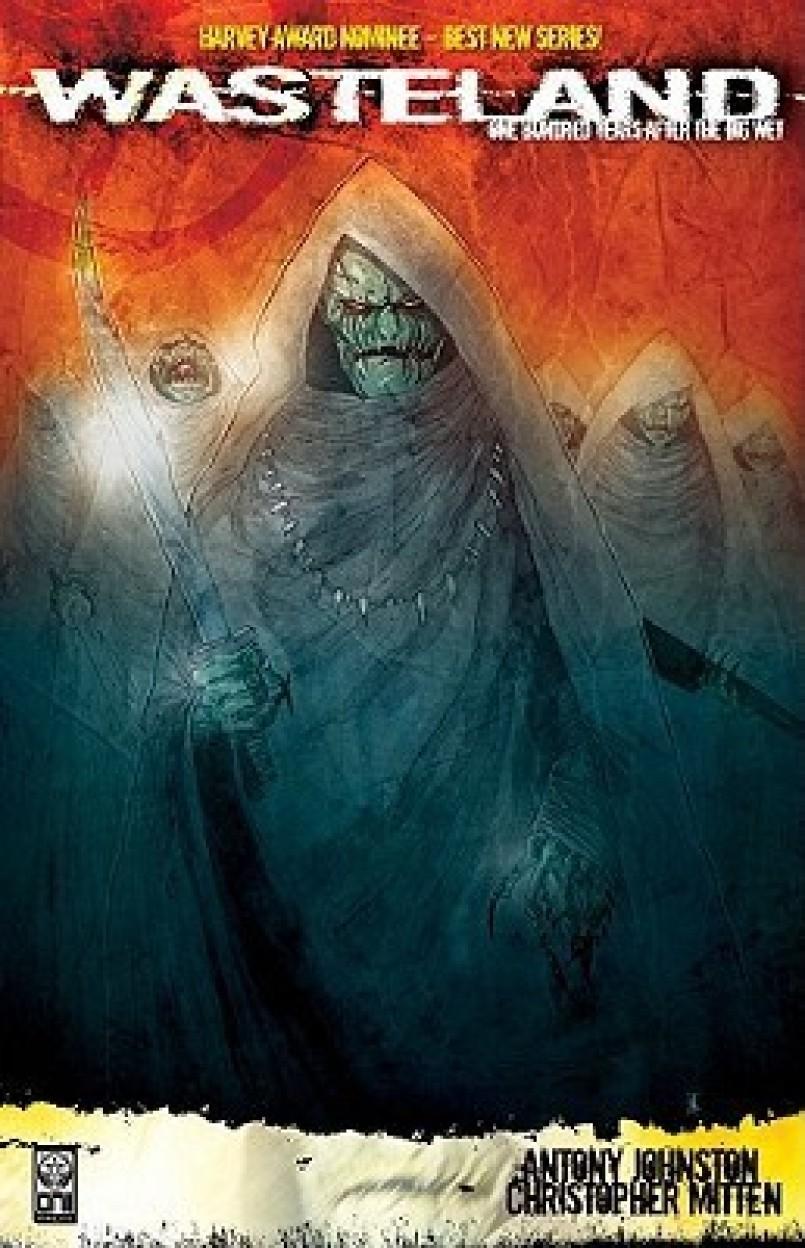 Wasteland: Shades of God: Book Two