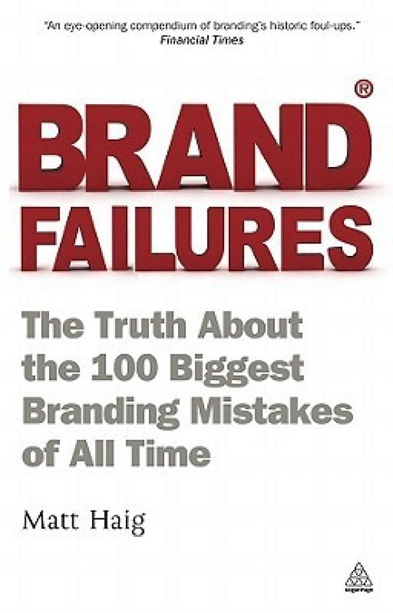 Brand Failures (Paperback)