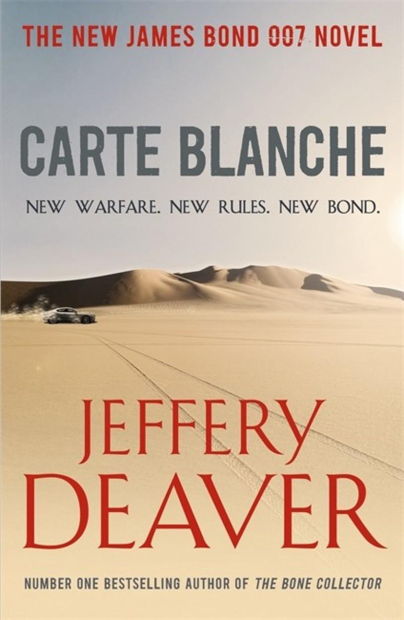 Carte Blanche. Jeffery Deaver (Paperback)