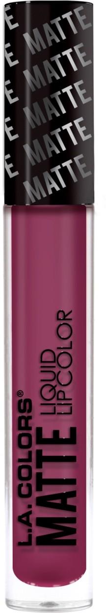 l.a.colors Matte Liquid Lip Color -