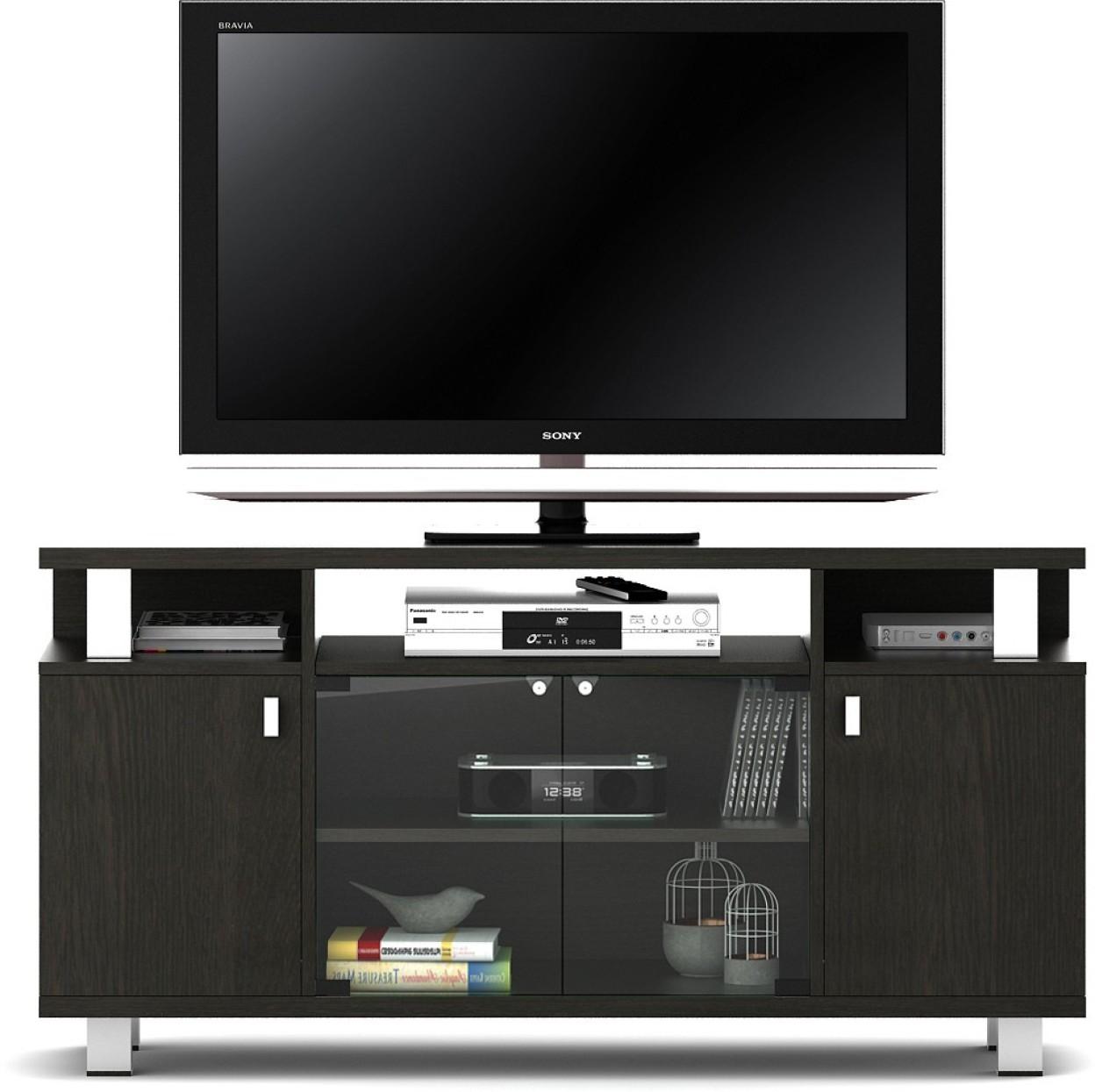 Spacewood Classy Engineered Wood TV Entertainment Unit