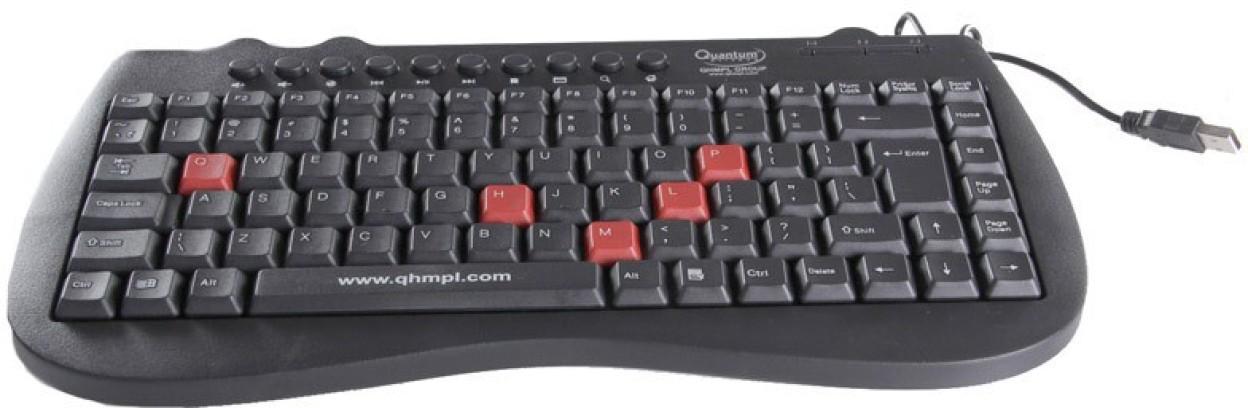 Vsquare Quantum Qhm7309 Mini Keyboard Price In India Coupons And