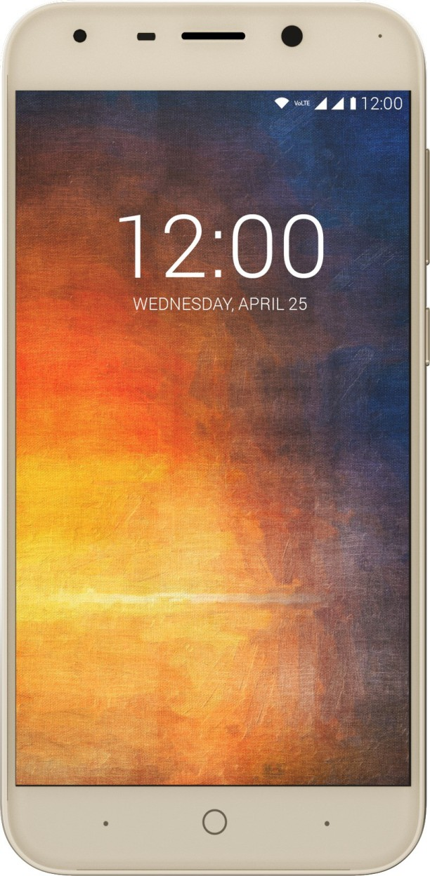Smartron t.phone P (Gold, 32 GB)