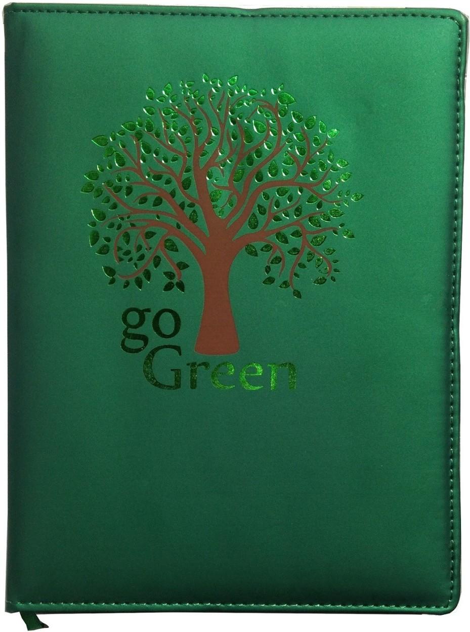 excel regular diary go green executive style superior