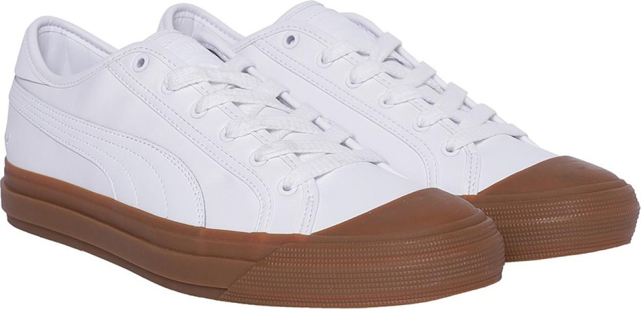 Puma Capri Leather Sneakers For Men