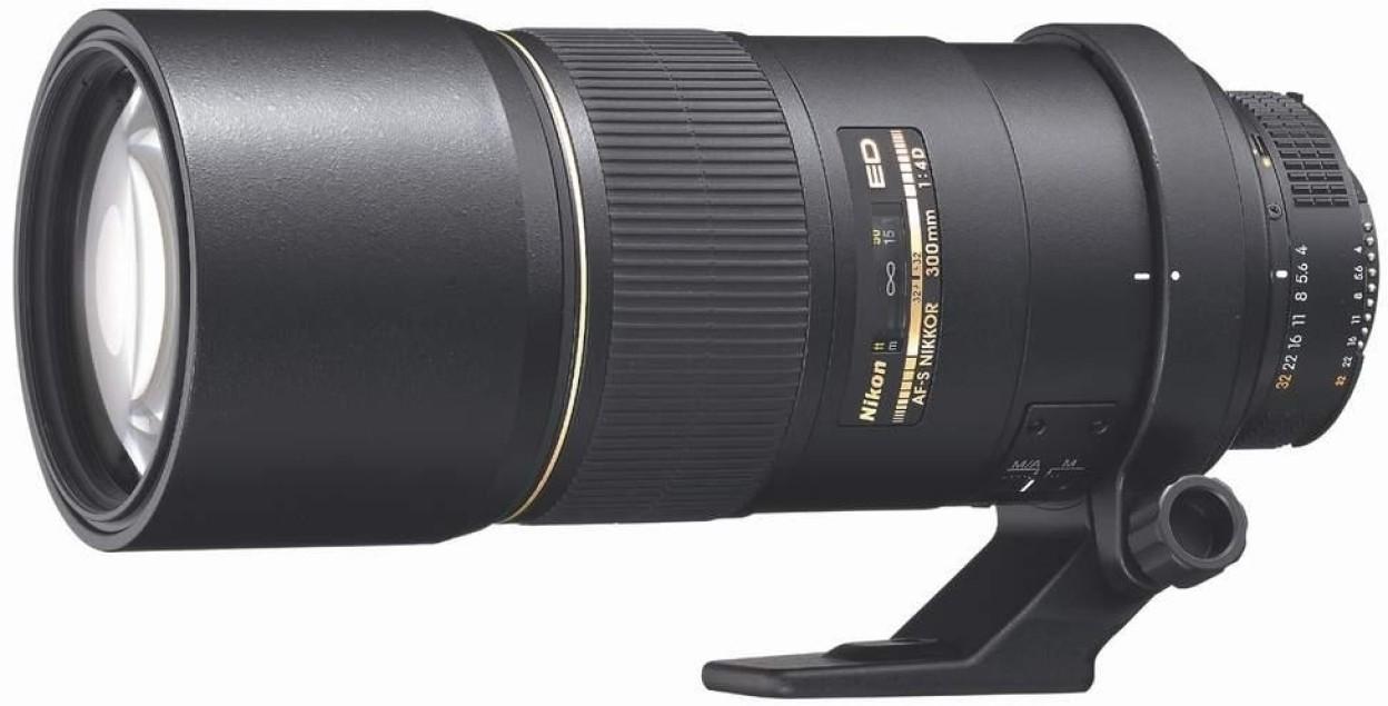 Nikon AF S NIKKOR 300mm F/4D IF ED Lens