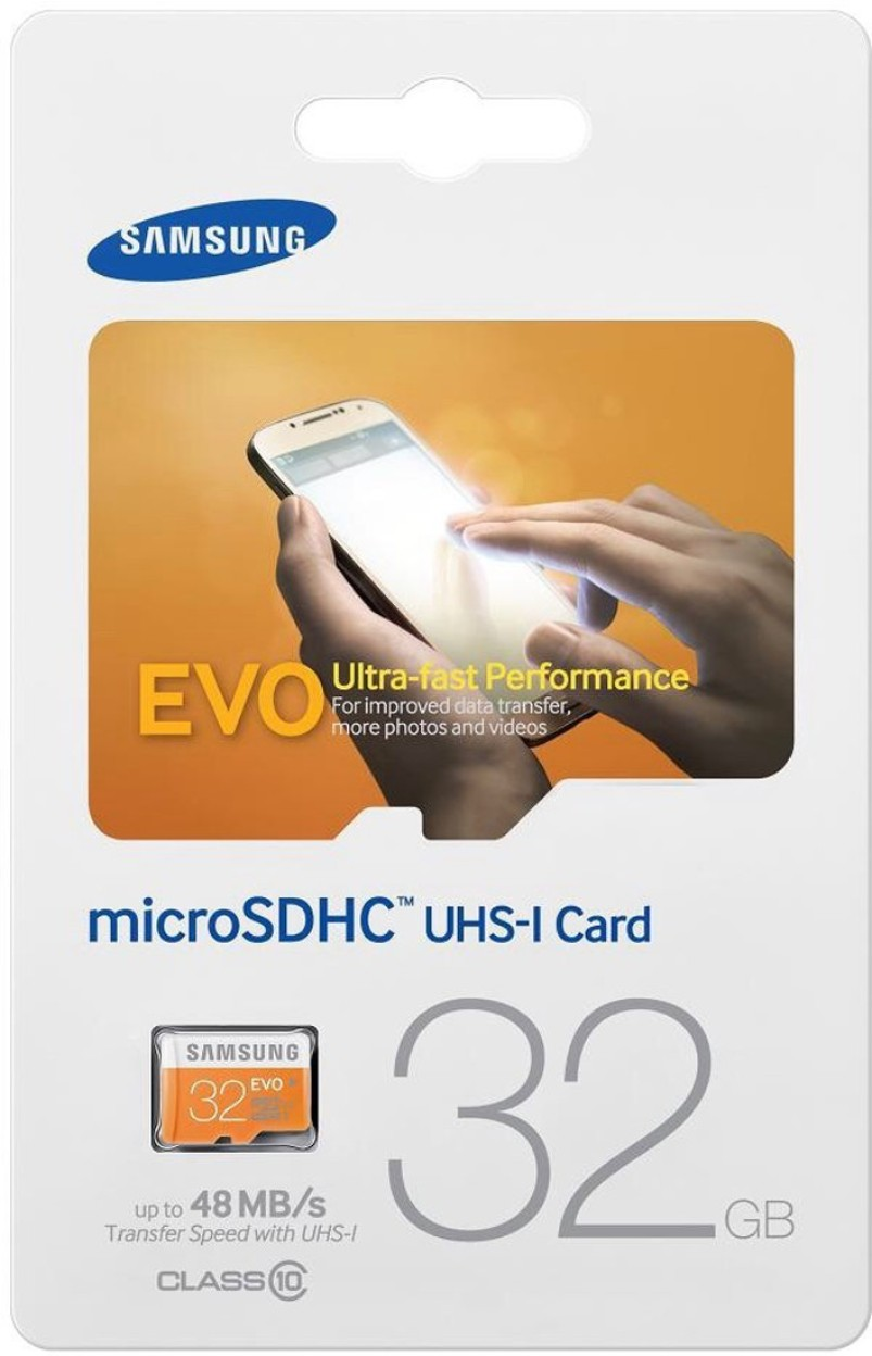 Samsung Evo 32gb 48mbps Memory Card Price In India Coupons And Sandiskultra Microsd 32 Gb Microsdhc Class 10 48 Mb S Image 3