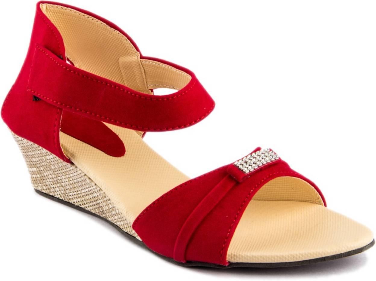 Womens sandals flipkart - Product Image