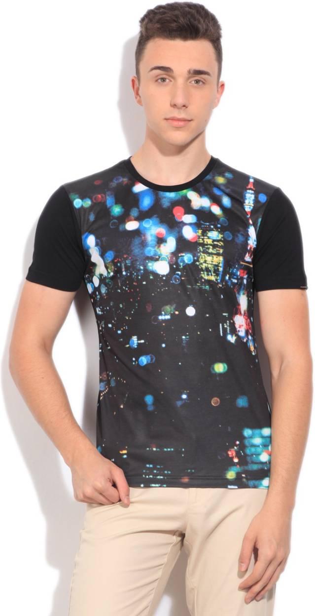 Black t shirt on flipkart -  Black T Shirt Product Image Product Image