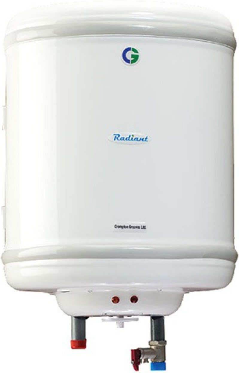 Crompton Greaves Radiant 10 L Storage Water Geyser Price In India Ao Smith Hse Sas Electric Heater White Ivory Image 2