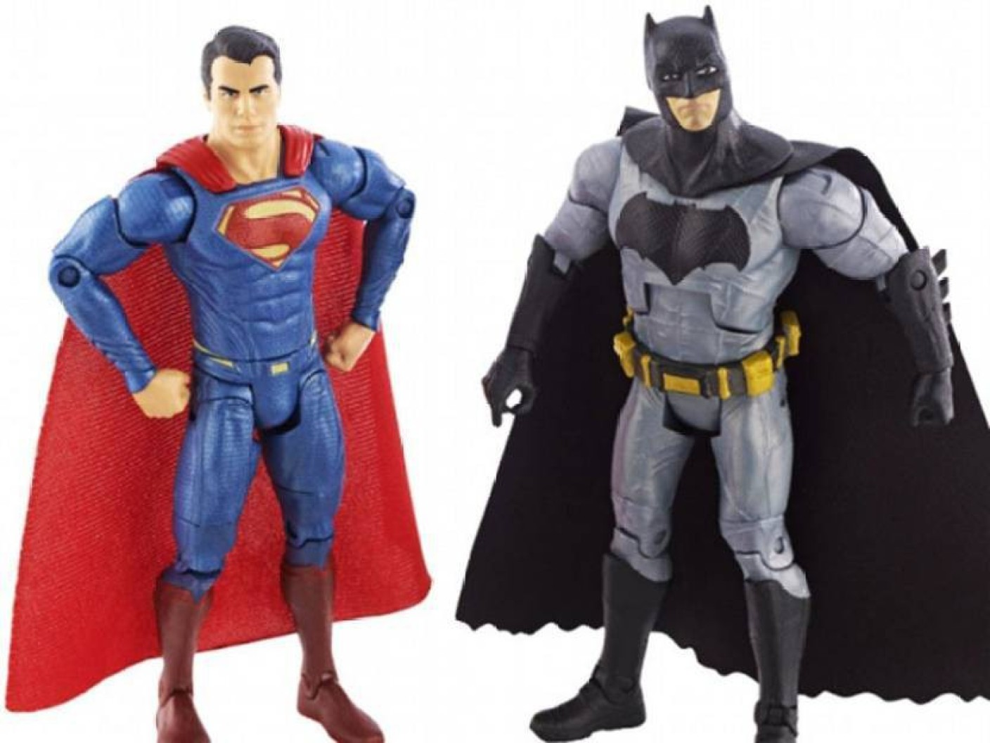 Best Superman Toys And Action Figures For Kids : Sanyal batman vs superman action figure character toys