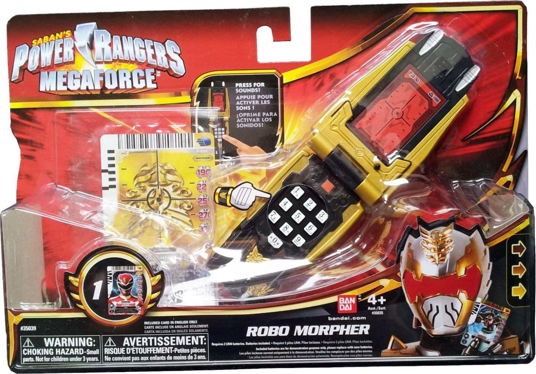 Power Rangers Robo Morpher - Robo Morpher . Buy Robo ...