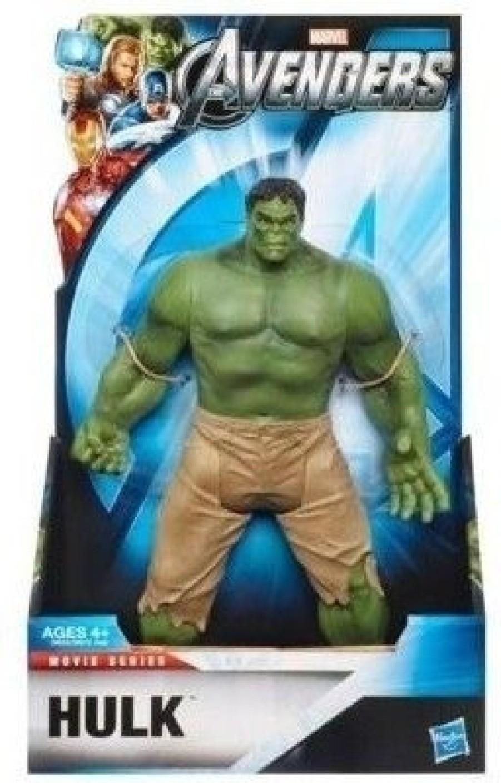 Hasbro Marvel Avengers Hulk Action Figure - Marvel ...