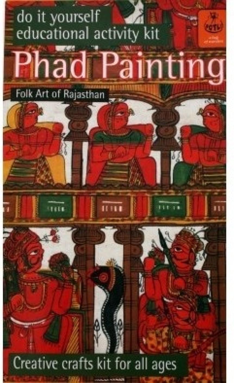 Potli phad painting from rajasthan