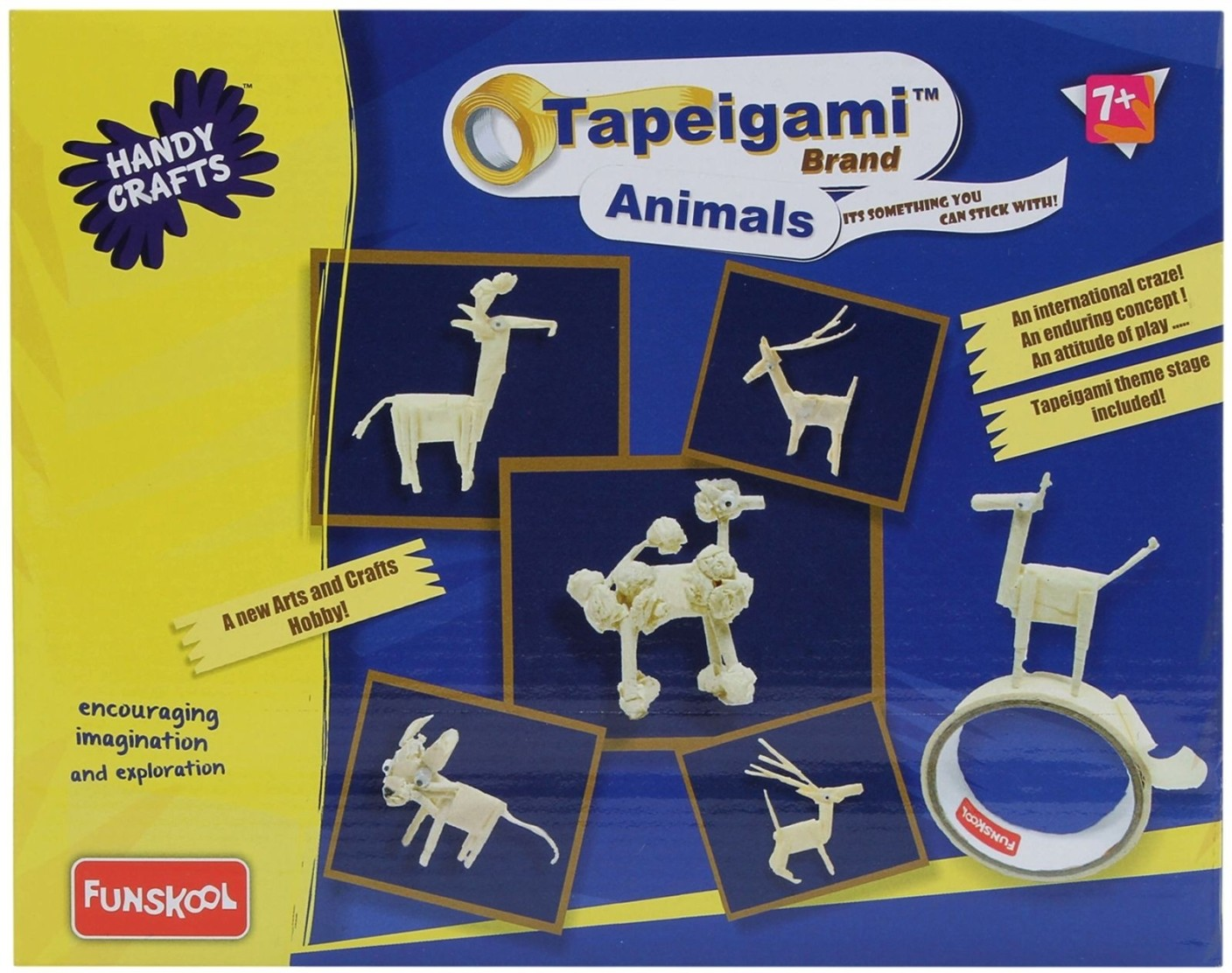 Funskool tapeigami shop for