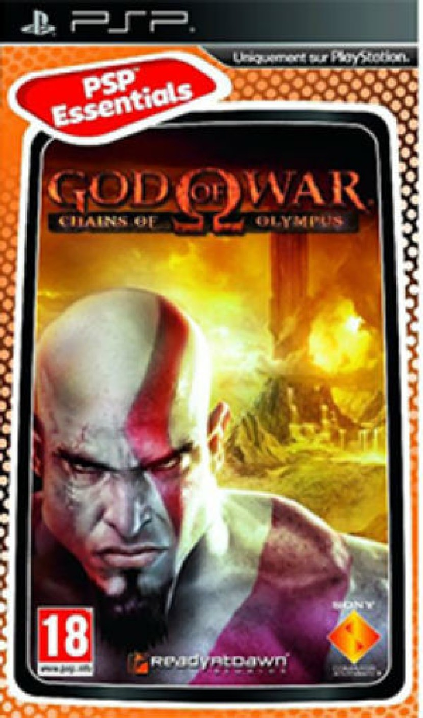 God Of War Psp : God of war chains olympus games psp price in india