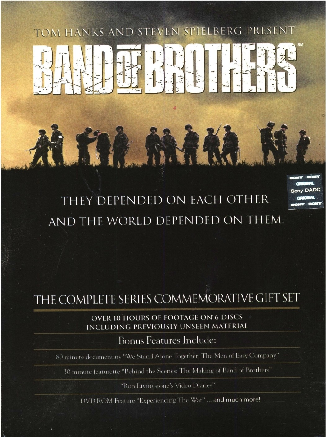 Buy band of brothers movie