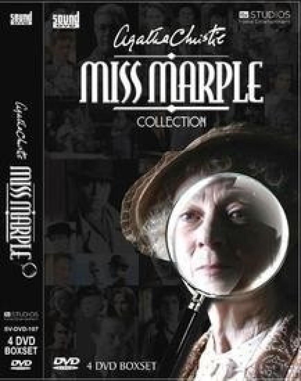 Agatha christie film collection dvd