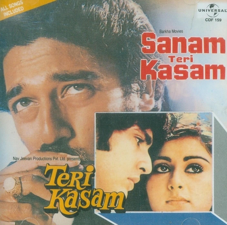 Album Tu Mera Hai Sanam Pagalworld Song Com: Sanam Teri Kasam / Teri Kasam Music Audio CD