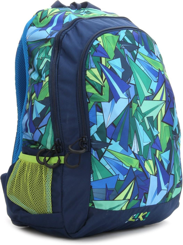 wildcraft crew backpack blue price in india flipkartcom