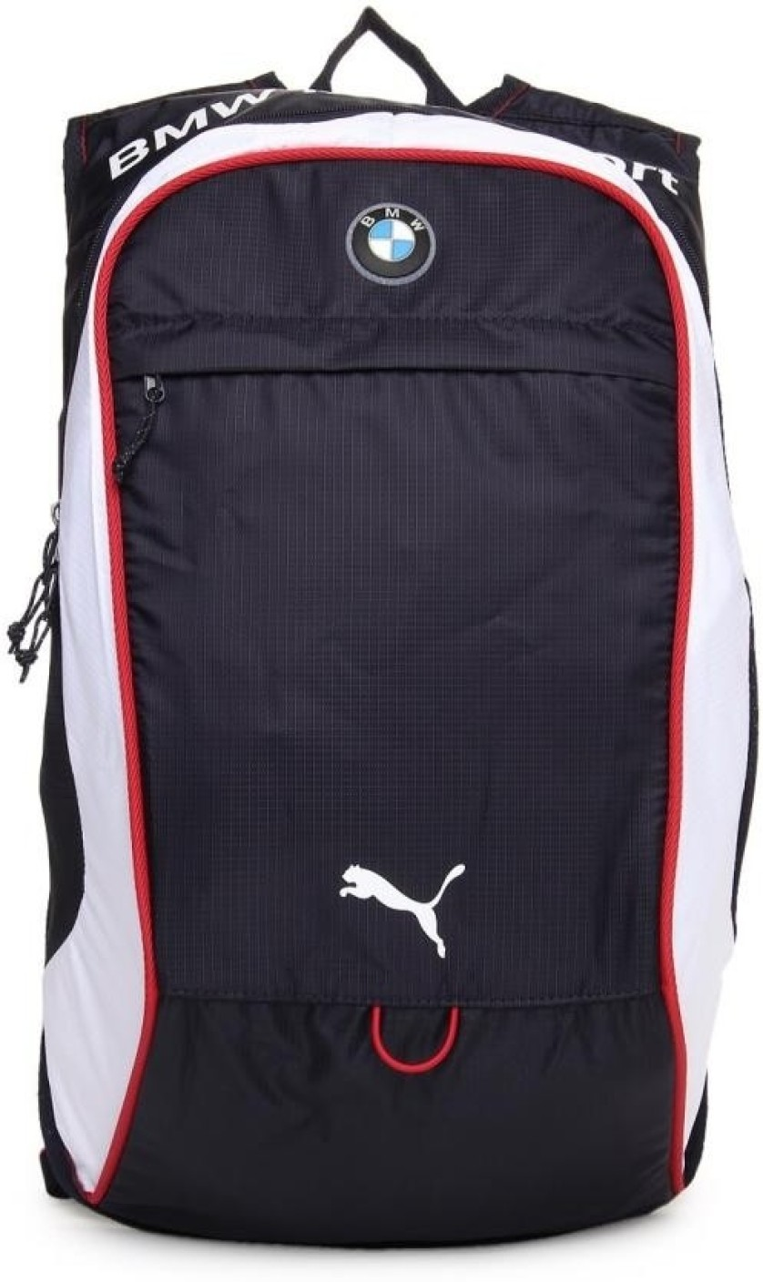 puma bmw motorsport meduim backpack blue price in india. Black Bedroom Furniture Sets. Home Design Ideas