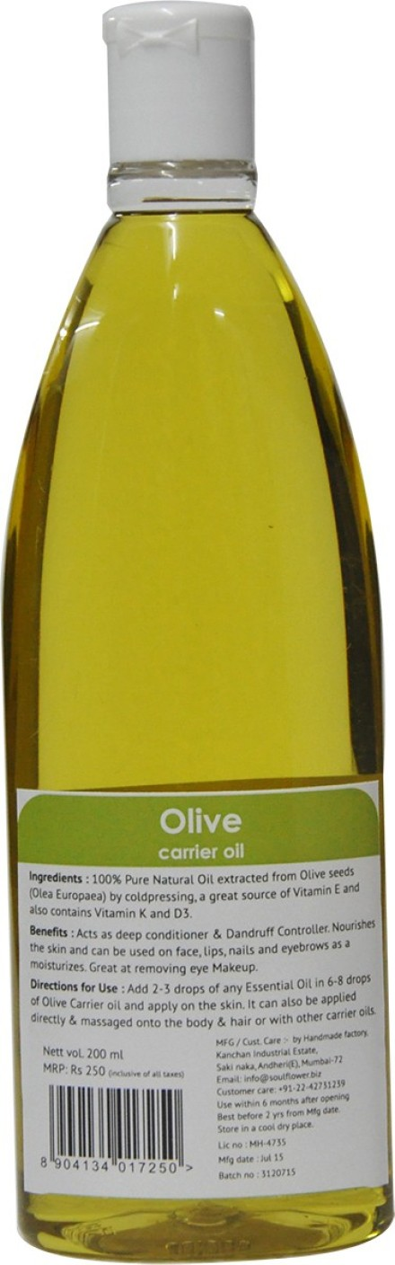 entering the olive oil market in india Benefits and uses of olive oil for skin, hair and body before heading towards our list of the best olive oils in indian market, let's find out how and for what you.