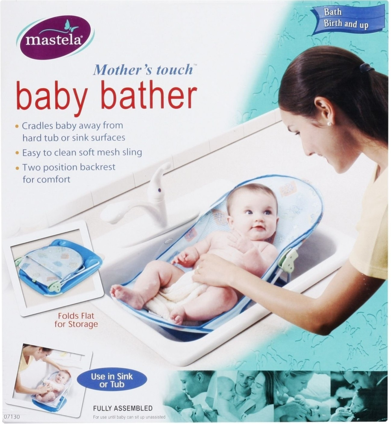 mastela mother 39 s touch baby bather price in india buy mastela mother 39 s touch baby bather. Black Bedroom Furniture Sets. Home Design Ideas