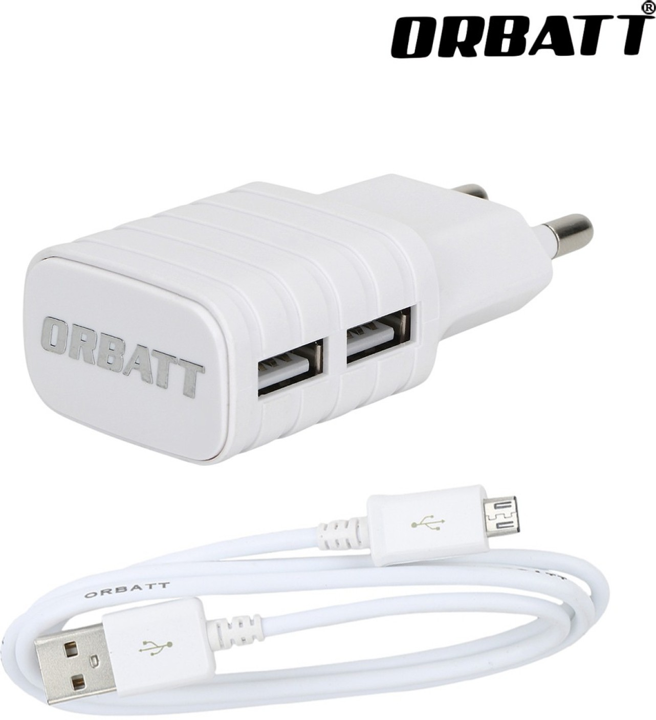 Cell phones amp accessories gt cell phone accessories gt chargers - Orbatt 2 4amp Charger2 Usb Mobile Charger On Offer