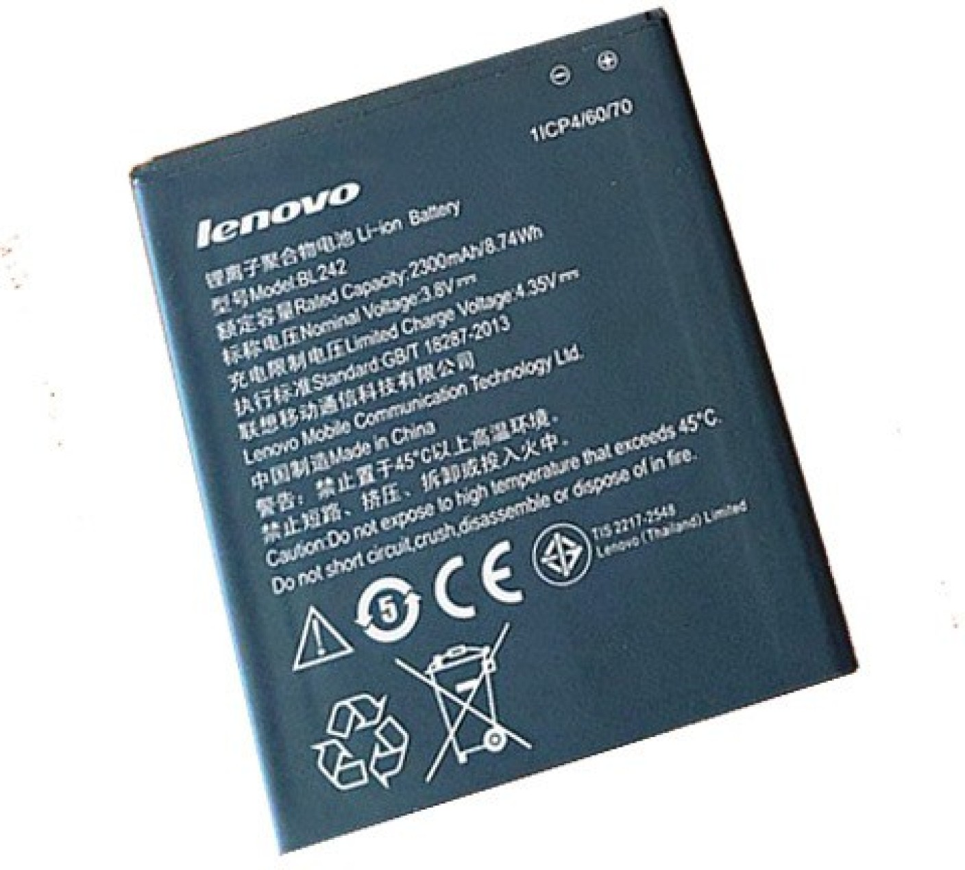 lenovo battery lenovo a6000 battery bl242 lenovo. Black Bedroom Furniture Sets. Home Design Ideas