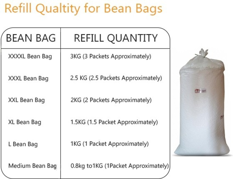 Brownexo Bean Bag Filler Price In India Buy Brownexo