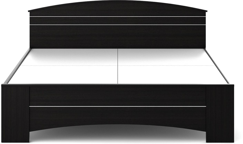 Baby bed online flipkart - Spacewood Engineered Wood Queen Bed