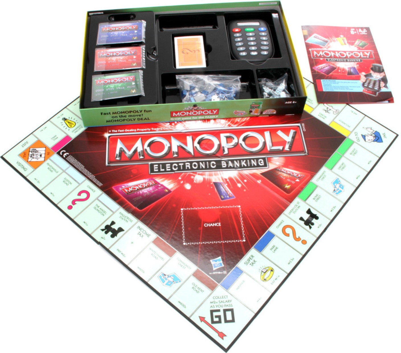 Funskool monopoly e banking board game add to cart