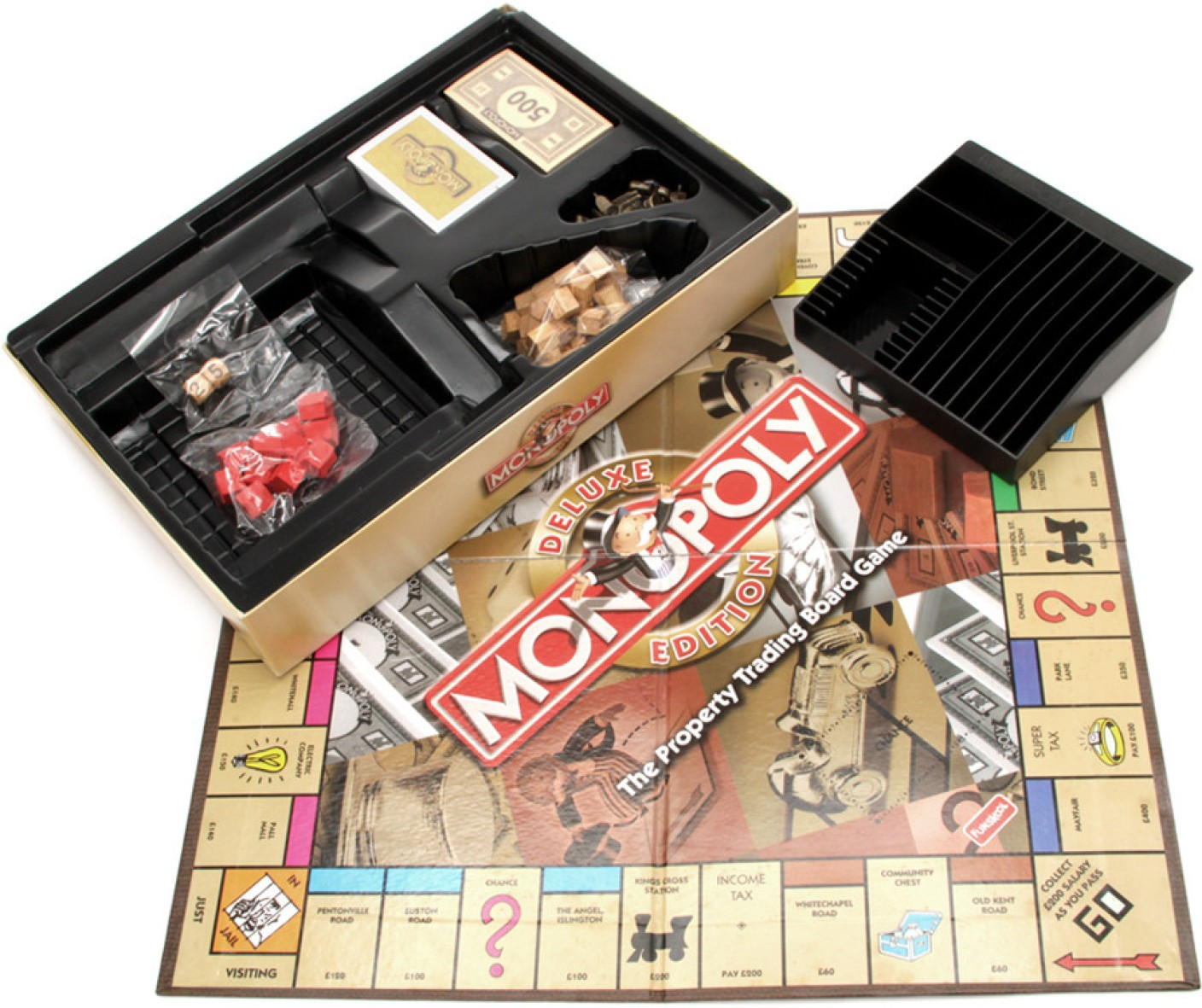 Monopoly deluxe windows edition rule