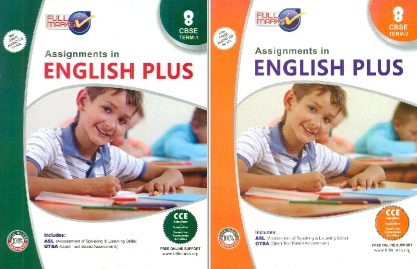 assignments in english plus term 1 term 2 class 8 buy facebook