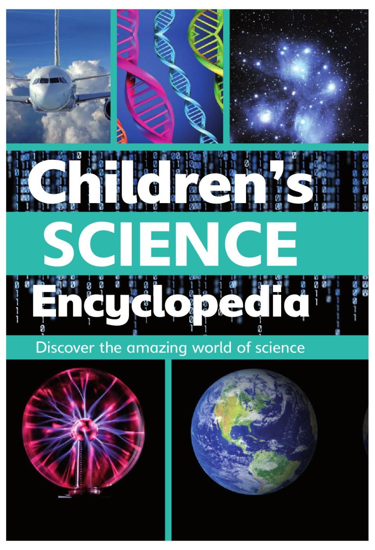 Science encyclopedia for children