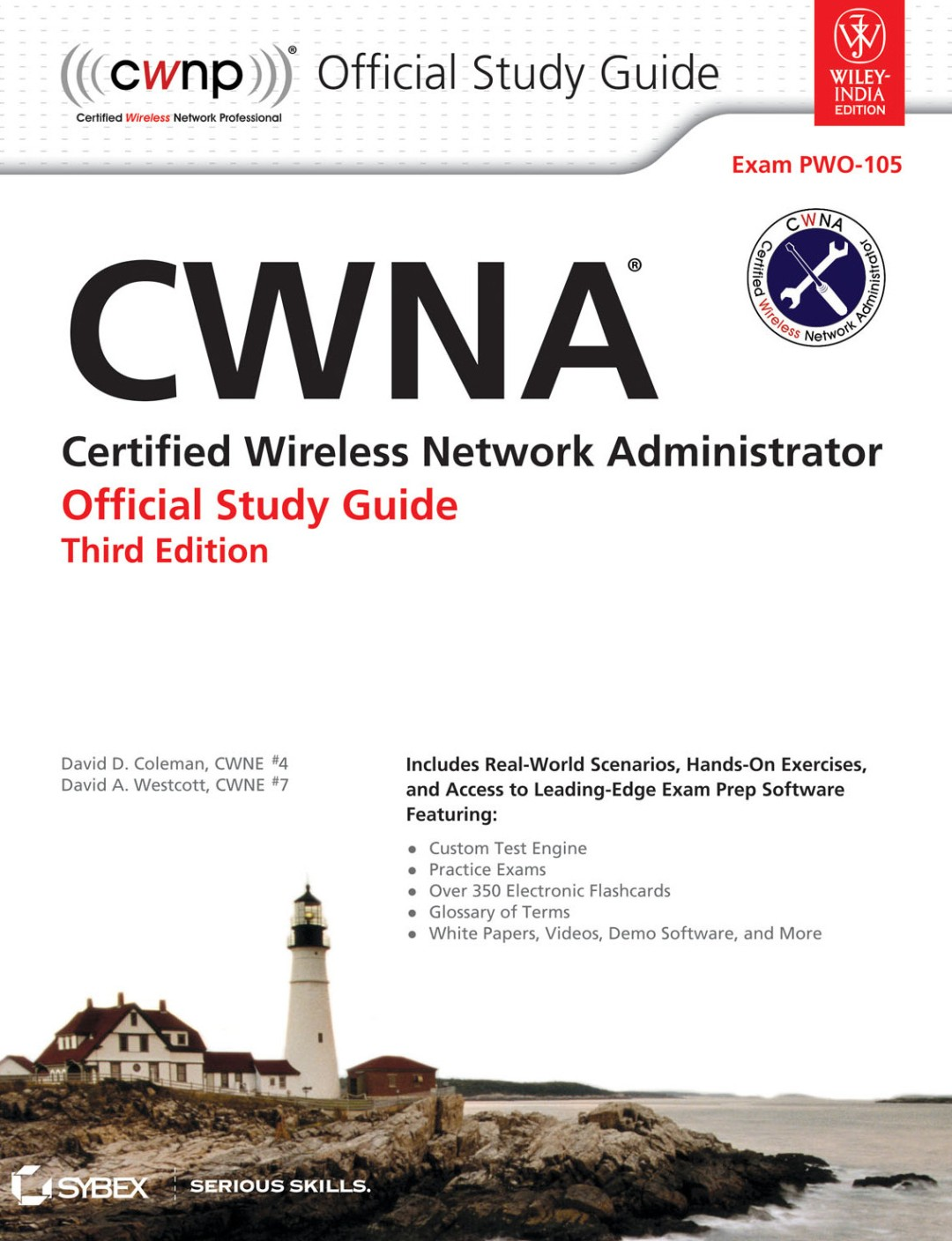 100 comptia network plus certification guide edition cwna certified wireless network administrator official study xflitez Image collections
