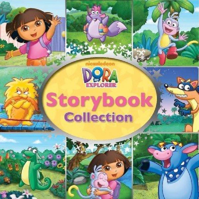 Dora the Explorer Storybook Collection - Buy Dora the Explorer ...