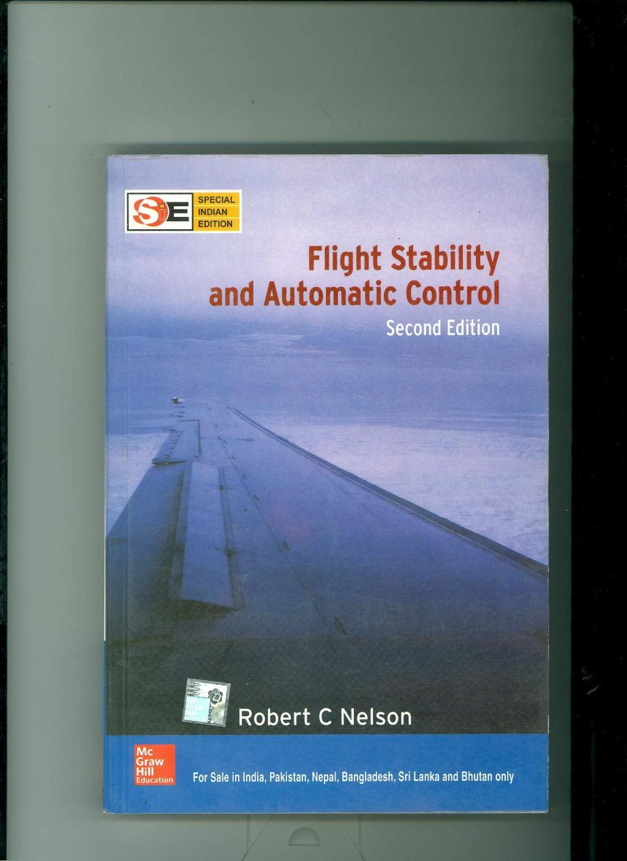 flight dynamics ii stability and control