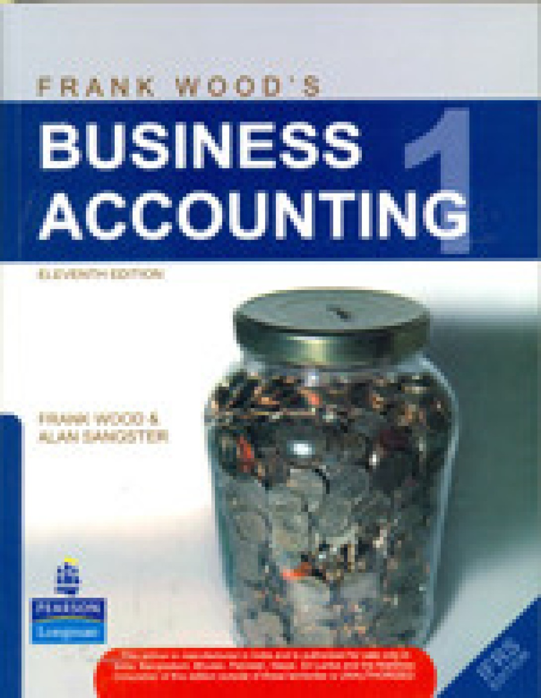 Books by Frank Wood (Author of Frank Wood s Business Accounting 1)