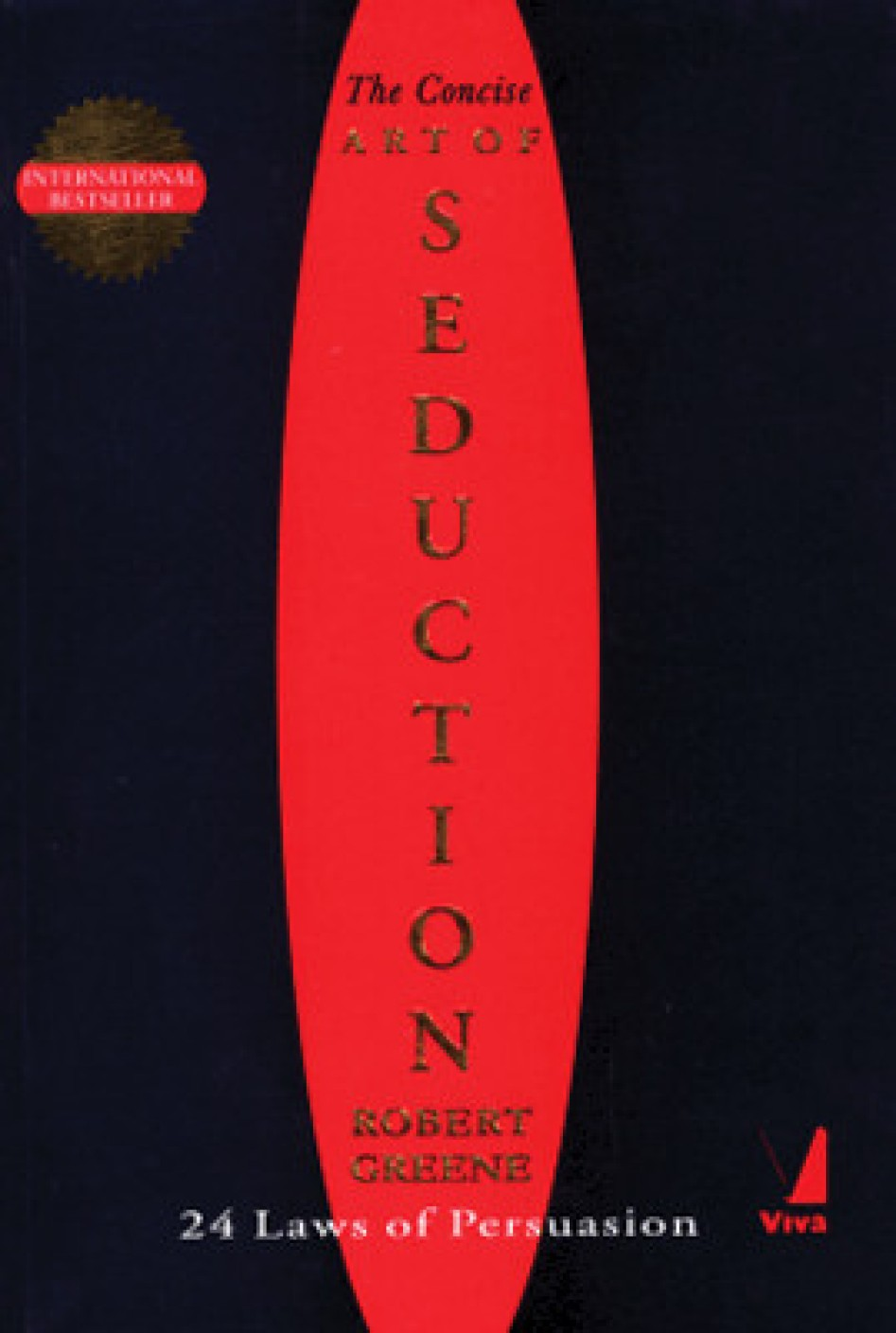 The Concise Art of Seduction: 24 Laws of Persuasion 1st