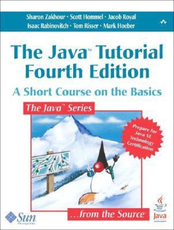 The java tutorial a short course on the basics series java share baditri Gallery