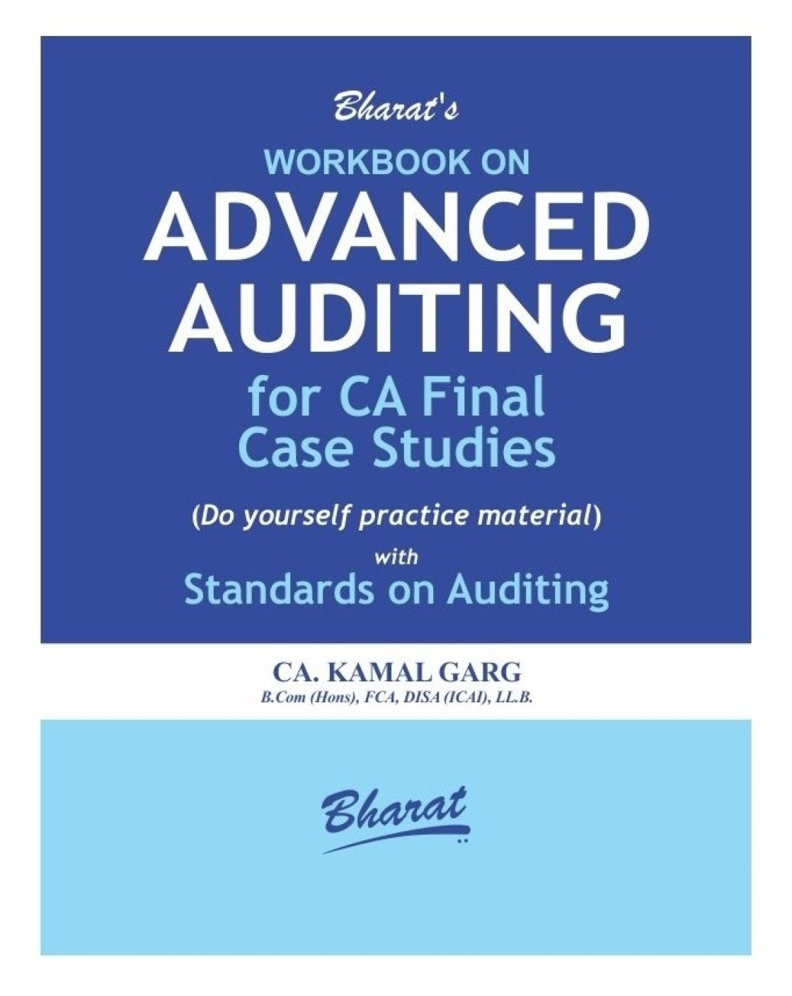 Workbook on advanced auditing for ca final case studies 1st edition share home books solutioingenieria Gallery