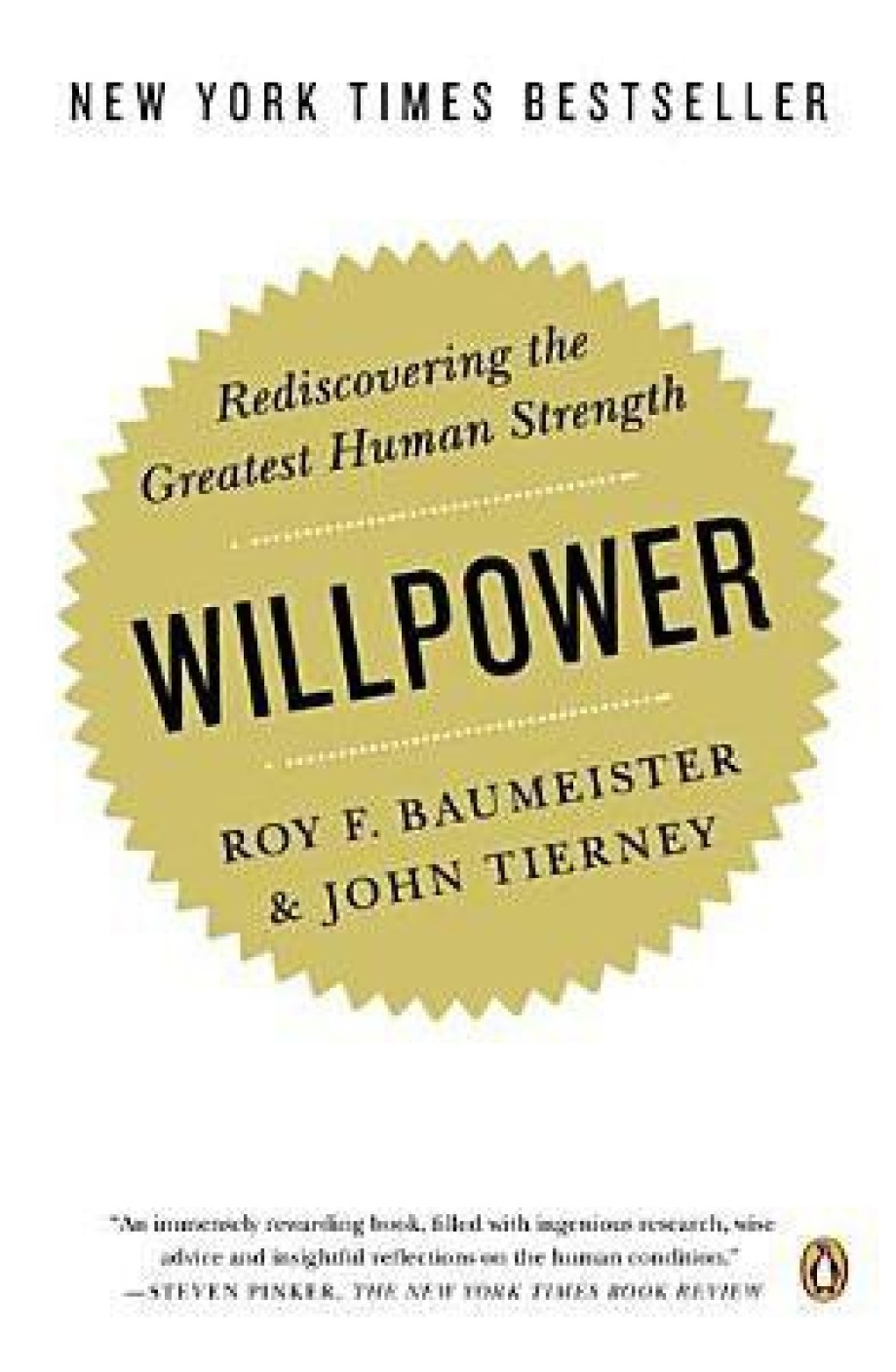 willpower rediscovering the greatest human strength buy add to cart