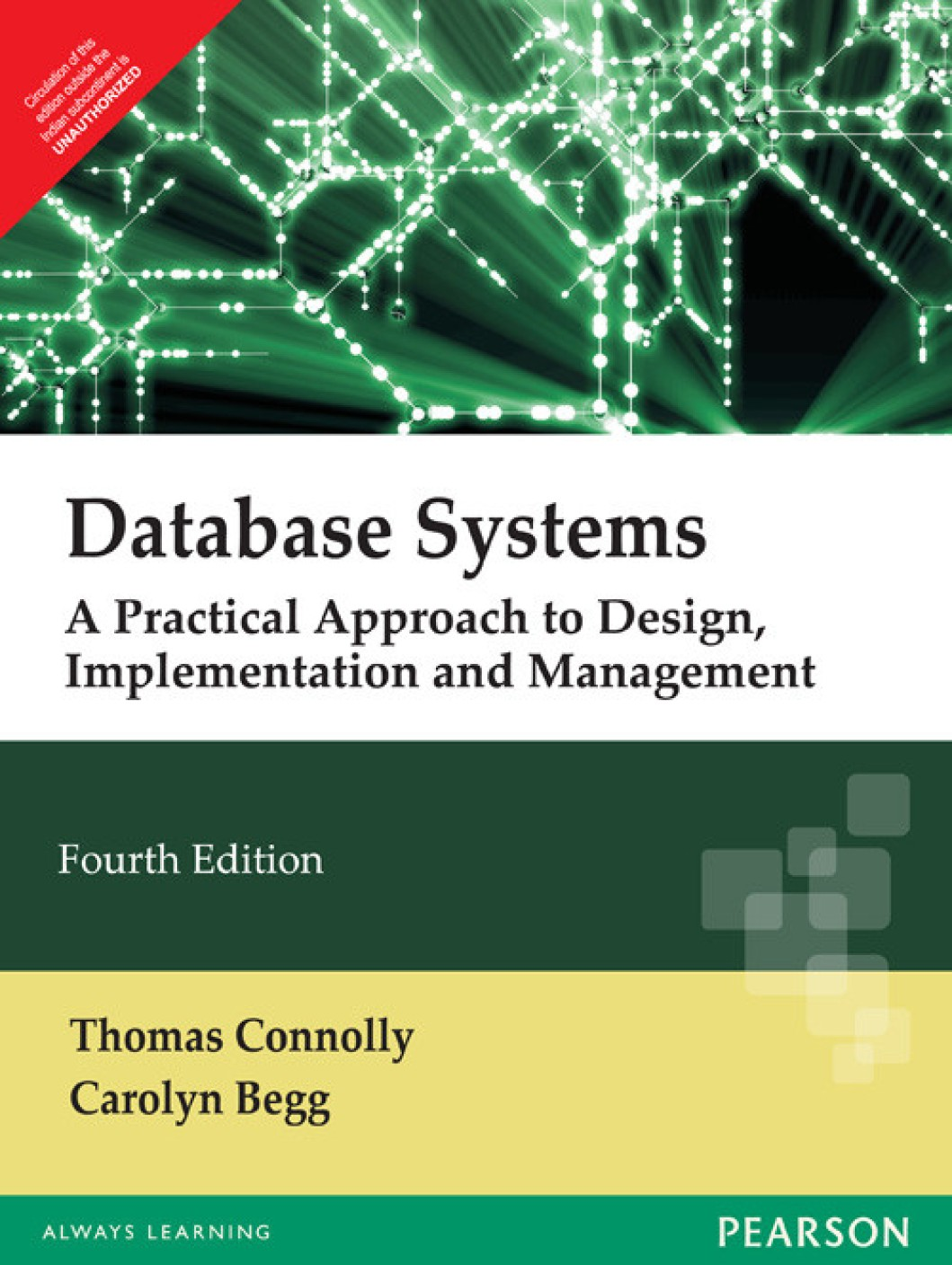 Database Systems : A Practical Approach to Design, Implementation ...