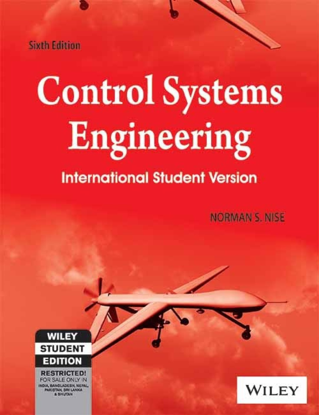 Control Systems Engineering 6 Edition
